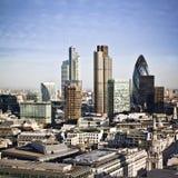 Miasto Londyn Obrazy Royalty Free