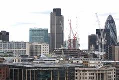 Miasto Londyn Obrazy Stock