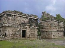miasto majów Zdjęcia Royalty Free