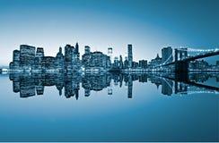 miasto Manhattan nowi usa York zdjęcie royalty free