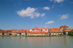 miasto Maribor Slovenia Obrazy Stock