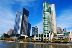 miasto Melbourne Fotografia Stock