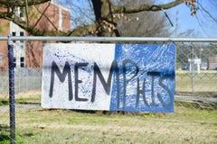 Miasto Memphis zdjęcie stock