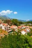 Miasto Montenegro fotografia stock