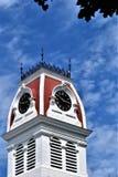 Miasto Montpelier, stan Capitoal, Waszyngtoński okręg administracyjny, Vermont Nowa Anglia Stany Zjednoczone, stolica kraju zdjęcie royalty free