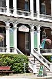 Miasto Montpelier, Waszyngtoński okręg administracyjny, Vermont Nowa Anglia Stany Zjednoczone, stolica kraju obraz royalty free