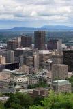 miasto Montreal Zdjęcie Royalty Free