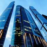 miasto Moscow Obraz Stock