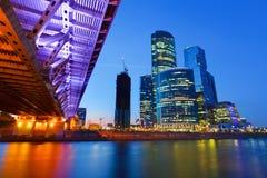miasto Moscow Fotografia Stock