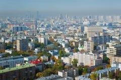 miasto Moscow Zdjęcia Royalty Free