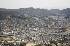 miasto Nagasaki Zdjęcie Stock