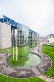 Miasto nauka i przemysł, Paryż zdjęcie royalty free