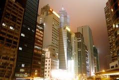 miasto noc obraz royalty free