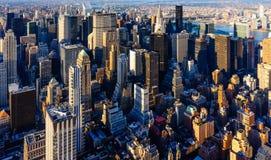 Miasto Nowy Jork obraz stock