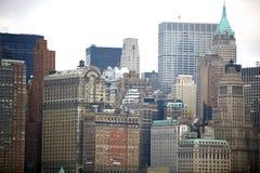 Miasto Nowy Jork Zdjęcia Royalty Free