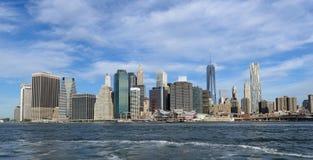 Miasto Nowy Jork Fotografia Royalty Free