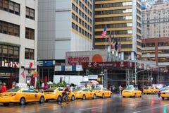 Miasto Nowy Jork Fotografia Stock