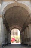 Miasto Nowy Jork architektury szczegół Fotografia Stock