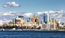 Miasto Nowy Jork Brooklyn Obrazy Royalty Free