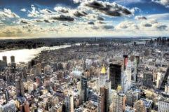 Miasto Nowy Jork - Duży Apple Obrazy Stock
