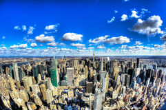Miasto Nowy Jork - Duży Apple Zdjęcie Stock