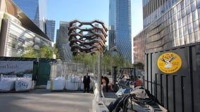 Miasto Nowy Jork Hudson jardy zbiory