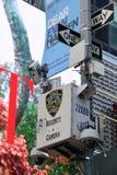 Miasto Nowy Jork kamery bezpieczeństwe W Miasto Nowy Jork zdjęcie stock