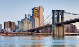 Miasto Nowy Jork, Manhattan śródmieście NYC Zdjęcie Stock