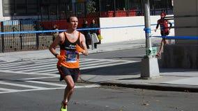 2014 Miasto Nowy Jork maraton 106 Zdjęcie Stock
