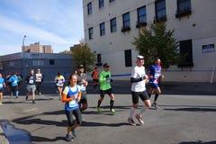 2014 Miasto Nowy Jork maraton 266 Zdjęcie Stock