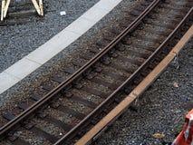 Miasto Nowy Jork metra ślada zdjęcie stock