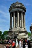 Miasto Nowy Jork: Żołnierze & żeglarzi Pamiątkowi Obrazy Royalty Free