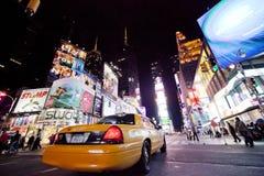 MIASTO NOWY JORK - SEPT 26: Times Square Fotografia Royalty Free