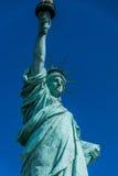 Miasto Nowy Jork - statua wolności Zdjęcie Royalty Free
