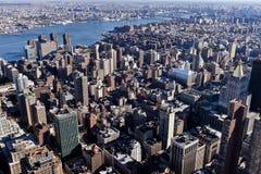 Miasto Nowy Jork, USA Fotografia Stock