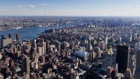 Miasto Nowy Jork, USA Obraz Royalty Free