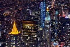 Miasto Nowy Jork, USA Zdjęcie Stock