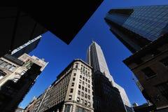 miasto nowy York Fotografia Royalty Free