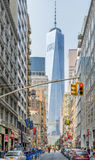 miasto nowy York street Fotografia Royalty Free