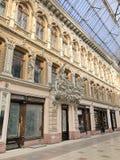 Miasto Odessa Ukraina Krajobraz historyczni budynki w centrum miasta obraz royalty free