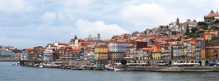 miasto Oporto Portugal Zdjęcie Stock