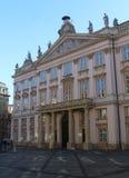 Miasto pałac w Bratislava, Sistani Obrazy Stock