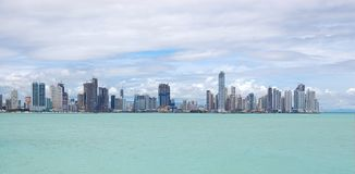 miasto Panama Zdjęcia Royalty Free
