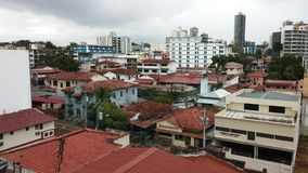 Miasto Panama Zdjęcie Royalty Free