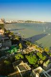 miasto Pattaya Thailand Obraz Stock