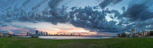 Miasto Perth, zachodnia australia Zdjęcia Stock