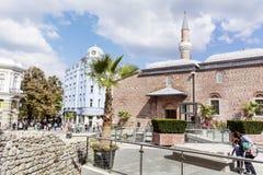 Miasto Plovdiv, Bułgaria zdjęcie royalty free