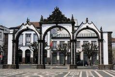 Portas De Cidade Zdjęcia Royalty Free