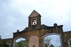 Miasto portal z niebieskim niebem Obrazy Stock