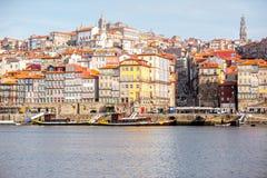 miasto Porto Portugal Fotografia Stock